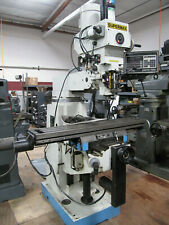 1997 Supermax Ycm 16vs Cnc Knee Type Mill With 3 Axis Control 9x49 Table