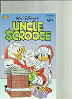 Walt Disney's Uncle Scrooge 360 Being Good for Goodness Sake Christmas Comic