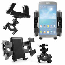 Bike Holder & Mount For Samsung Galaxy Mega Smartphone With Impact Resistance