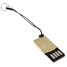 Golden Armour MINI USB 2.0 Single Slot Micro SD TF Card Reader