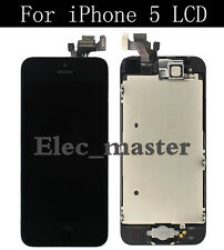 LCD Display Touch Screen Digitizer Assembly Replacement for iPhone 5 Black OEM