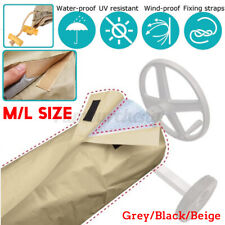 New M/L Size Protective Winter Cover For Swimming Pool Solar Blanket Re