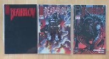 Deathblow 1 - 18 & 22 - 29 High Grade Comic Books ML6 – 2