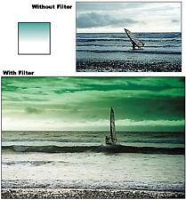 Cokin Cromofilter Graduated Emerald 1 E1 Filter 49mm,52mm,55mm,58mm,62mm,67mm