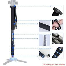 Telescopic Adjustable Photography DSLR Camera Camcorder Monopod Unipod Pole Y3S0