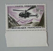 France 1960 poste aérienne 41 neuf luxe ** Alouette bord de feuille ( 2 )