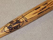 Bob Horner H&B Game Used Signed Bat Atlanta Braves Cardinals PSA DNA