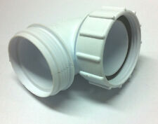 HepVo KNUCKLE 87 1/2d BEND ADAPTOR 40mm (only)