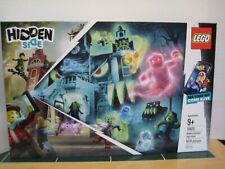 Lego Newbury Haunted High School  #70425 Lego Hidden Side NEW