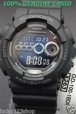 GD-100-1B Black Casio Watch G-Shock 200M WR Analog Digital X-Large Resin New