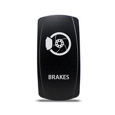 CH4x4 Rocker Switch Brakes  Symbol 2 - White LED