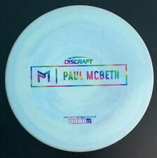 Prototype Discraft ESP Malta Paul McBeth 168 grams