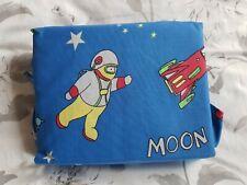 Space Rocket Single kids Duvet cover set New