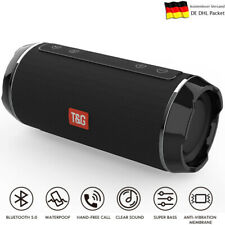 40W Tragbarer Bluetooth Lautsprecher Musik box Stereo Wireless Subwoofer SD AUX