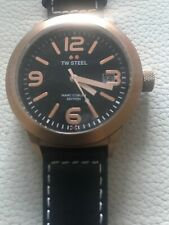 TW STEEL MARC COBLEN MC45R1 WATCH BNIB PERFECT AS A GIFT!