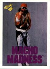1990 Classic WWF #105 Macho Man Randy Savage