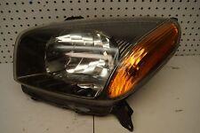 2001 2002 2003 Toyota Rav4 Sport Left Driver Side Black Headlight OEM
