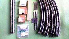 ROKAL 23 gerade und gebogene Gleise und etwas Zubehör TT 1:120