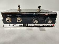 Vintage Ace Tone Fuzz Master FM-2 Professional Fuzz Guitar Effect Pedal - RARE!