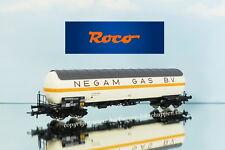 H0 - Roco 67607 - Druckgaskesselwagen, VTG Negam Gas B.V. der NS  NEU