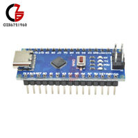 USB C Type-C Nano V3.0 ATmega328 5V 16M Microcontroller CH340G Board For Arduino