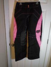 Switch FOX Racing Pants Womans Size 7/8 Motocross Dirtbike Motorcycle Gear EUC