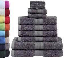 10 tlg. Frottee Handtuch SET 100% BW Handtücher,Duschtücher,Gästetücher,Waschand