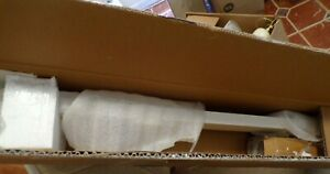 Pottery Barn Hanging Picture Frame Rail White 3' 2 Chains NEW