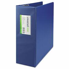 Universal D Ring Binder 4 Capacity 8 12 X 11 Royal Blue 20705