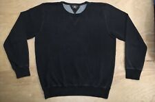 Polo Ralph Lauren RRL Double RL V Stitch Sweatshirt Cotton Sweater Size M/L