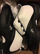 Reebok Answer IV Stepover SIZE 11 Black White Step Over Question DS leather DMX