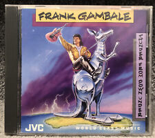 Frank Gambale Thunder From Down Under CD 1990 JVC World Class Music
