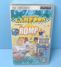 National Lampoon The Best of the Romp Volume 1(UMD PSP) BRAND NEW FACTORY SEALED
