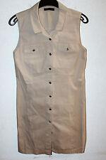 QS Damen Kleid/ Hemdkleid Gr. 38 sehr schön gut Top