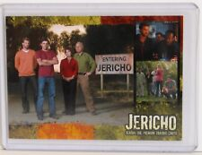 Jericho 1x Non Sport Update Promo Insert Trading Card # J1-P2 Inkworks 2007 NM+