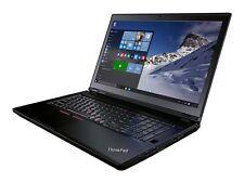 """Lenovo p71 20hk002uge 17,3"""" FHD i7-7700 16 Go 512gb-ssd Quadro m2200 Nouveau RE/TVA."""