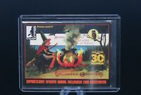 RRParks Promo # 1 Halloween Trading Card Includes Free UltraPro Sleeve NM/MT