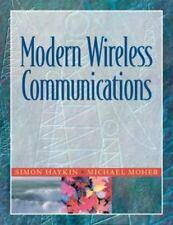 Modern Wireless Communications by Simon Haykin and Michael Moher (2004, Hardcove