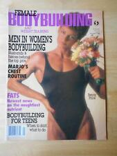 FEMALE BODYBUILDING muscle magazine #7/PENNY PRICE/Cory Everson 1-88
