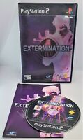 Extermination Video Game for Sony PlayStation 2 PS2 PAL TESTED