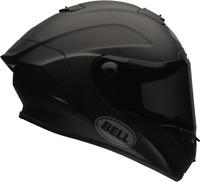 Bell Star Casco motocicleta negro mate - Grande Ahorro