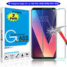 For LG V30/V35 ThinQ/V30S Premium Tempered Glass Screen Protector Clear Film
