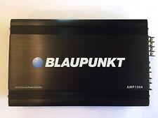 BLAUPUNKT AMP1504 CAR AUDIO 4-CHANNEL AMP Subwoofer Amplifier 1500W 1500 Watt