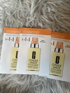 3 X CLINIQUE - ID Dramatically Different Hydrating Jelly Genuine Samples