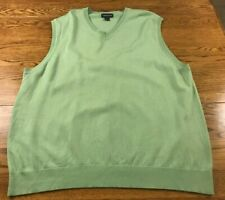 Land's End Sweater Vest XXLT 2X Tall Good Condition