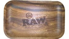 Raw Limited Edition Wooden Tray 27.5cm x 17.5cm