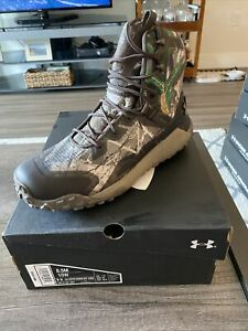 Under Armour Hovr Dawn WP 400g hunting boot Men's size 8.5 / Women's 10W