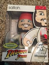 "Hasbro Mighty Muggs Indiana Jones - SALLAH - 6"" Vinyl Figure New In Box"