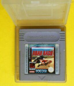 jeu jeux nintendo game boy road rash DMG H5 FAH made in japan the game boy us jx