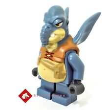 Lego Star Wars Watto minifigure from set 7962 (head is still factory sealed)